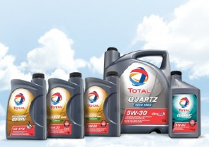 TOTAL lubricants and oils from Aaladin Superior Cleaning Systems Ltd.